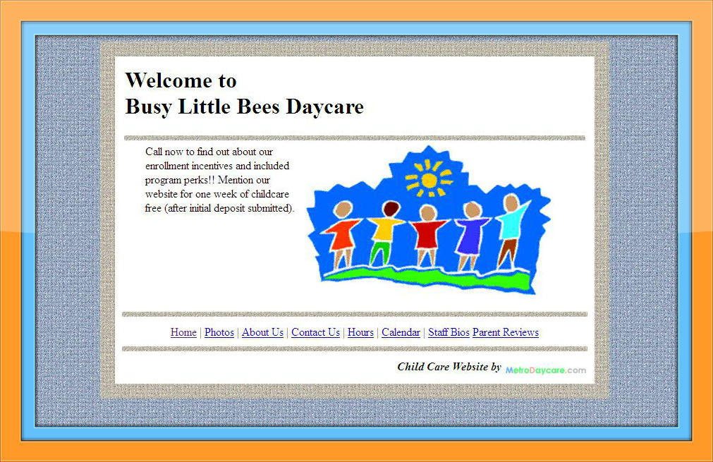 Child Day Care Centers, Home daycare & family child care, Find child ...